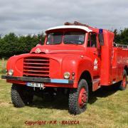 Citroen 46CDU 4x4 pompiers du Havre 1964