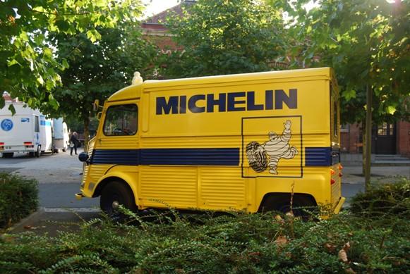 Citroen HY diesel Michelin