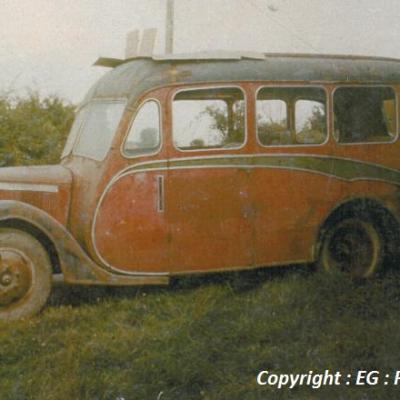 Citroen Type 23 1938
