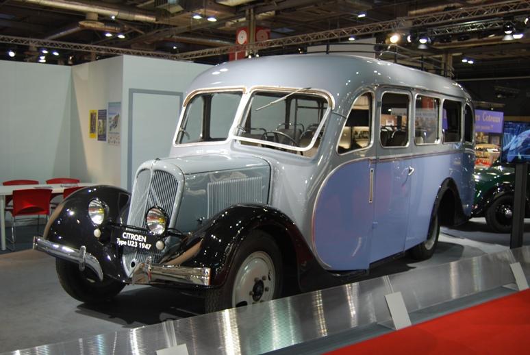 Citroen U23 1947 Besset