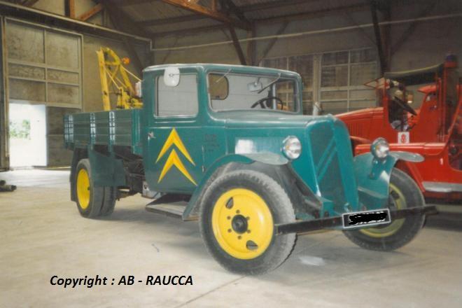 Citroen U23 1951