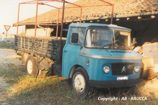 Citroen vu en 1991