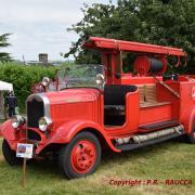 Delahaye Premier secours 103 PS 1936