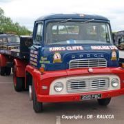 Dodge tracteur