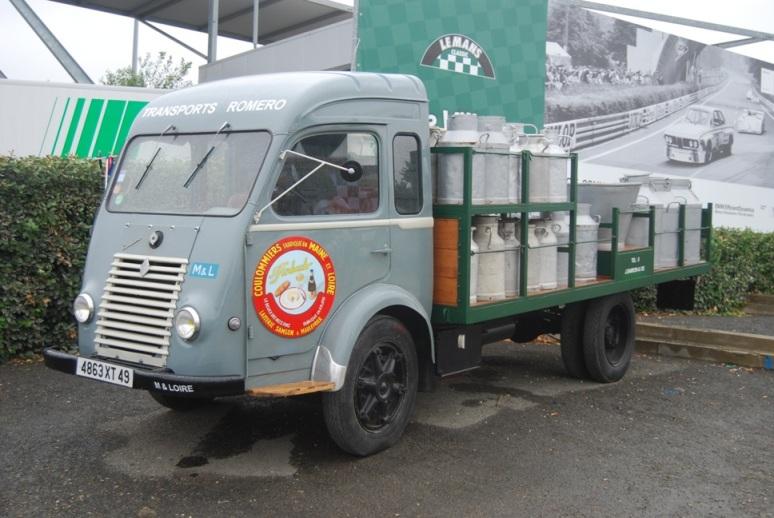 Renault Goelette 'laitier'