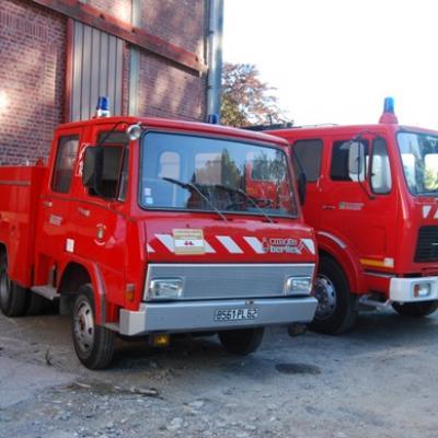 Berliet Pompiers