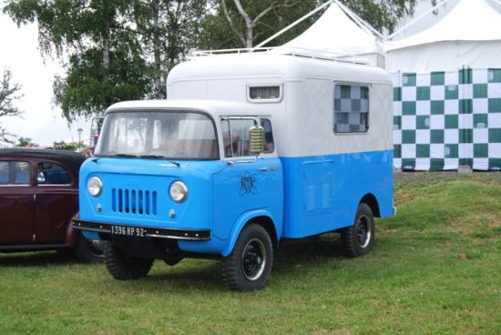 Jeep ex ORTF