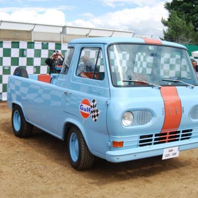 Ford Econoline 'Gulf'