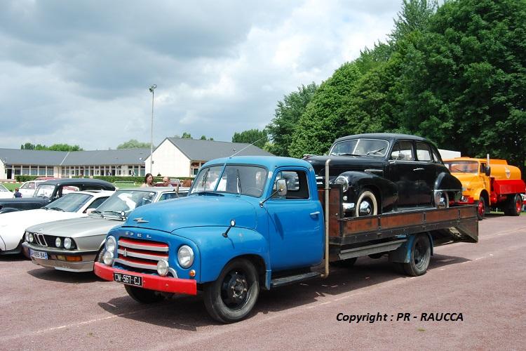 Duo d'Opel au RAUCCA