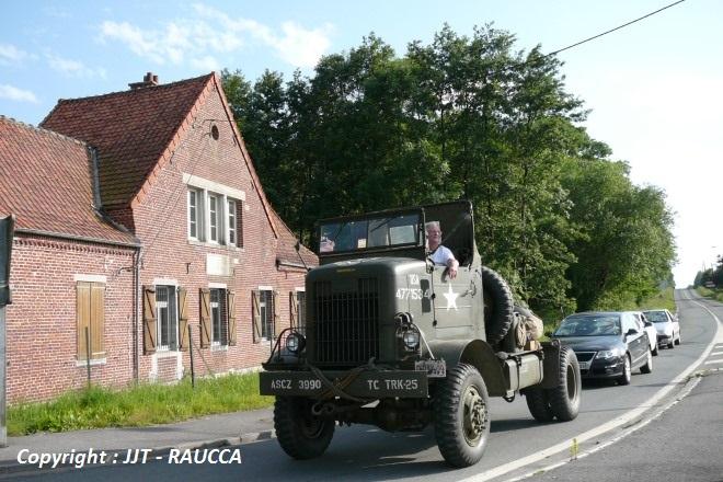 En route pour la Normandie et les 70 ans du D-Day