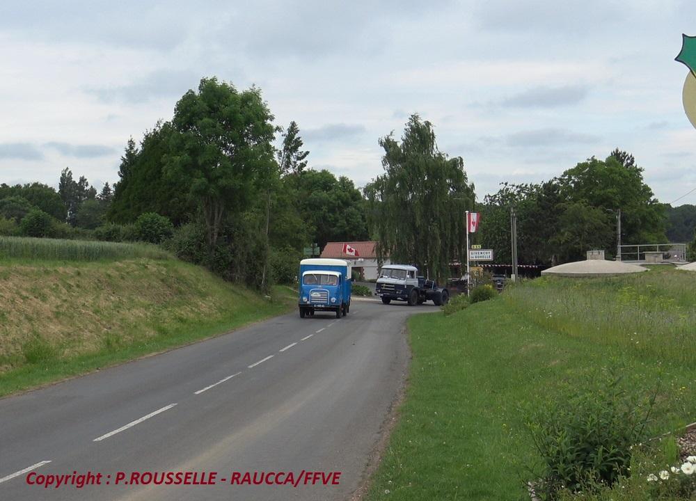 En route vers Vimy