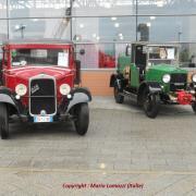 Fiat 618 et Lancia