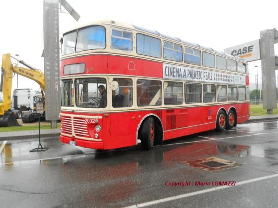 FIAT autobus double deckker