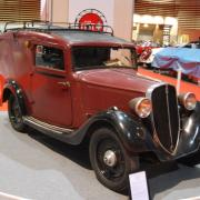 Fiat Balilla Fourgon 1936