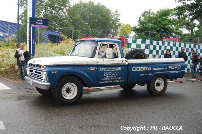 Ford assistance ecurie Shelby