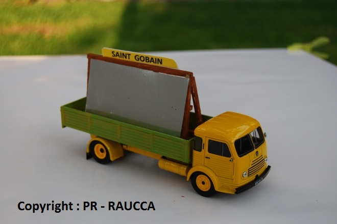 Ford Simca SAF miroitier 1953