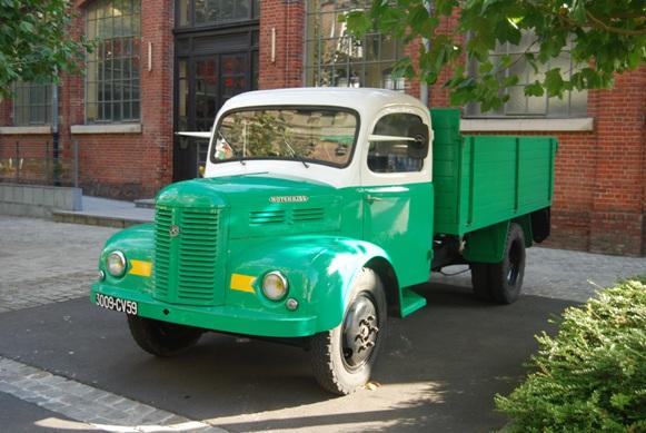 Hotchkiss PL50 1963