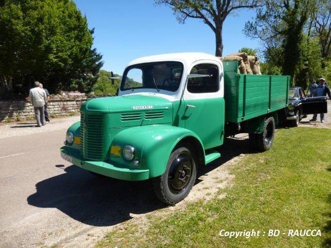 Hotchkiss PL50 charbonnier
