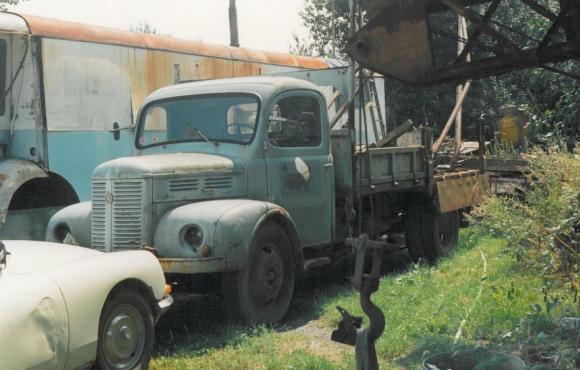 Hotchkiss PL50 Plateau 1964