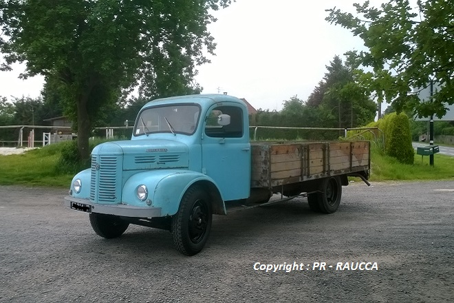 Hotchkiss PL50NR 1964