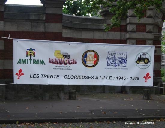Les 30 glorieuses à Lille
