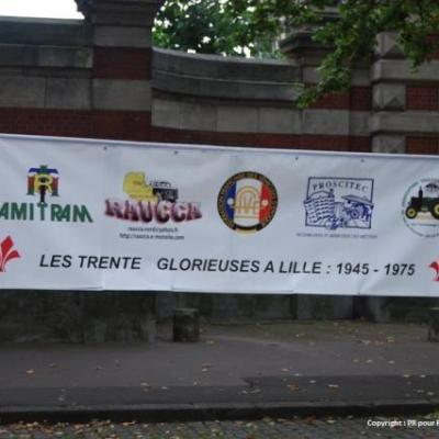 Les 30 Glorieuses à Lille : 17 sept 2011 à l'ENSAM