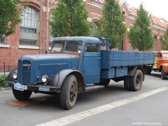 Berliet GD6CD 1948