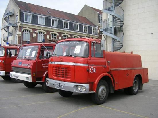 Le coin des Pompiers