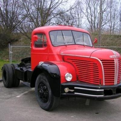BERLIET TLM10M Tracteur  1959