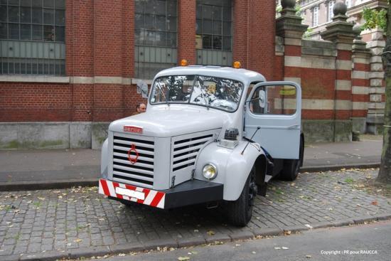 Berliet TLR10M2 1961