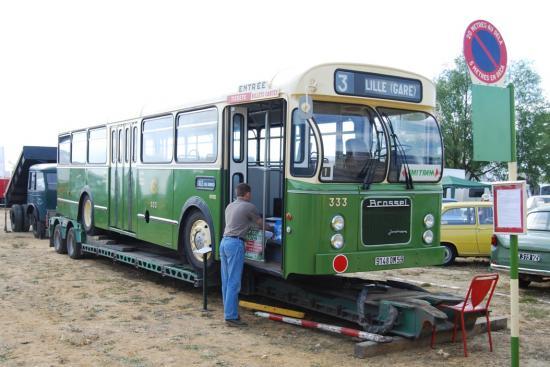 Bus Brossel lillois N° 333