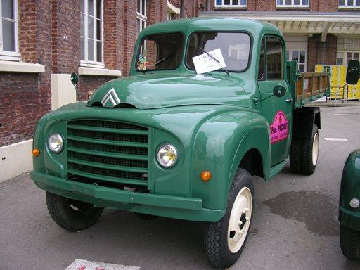 CITROEN U23 4x4 Sinpar de 1961