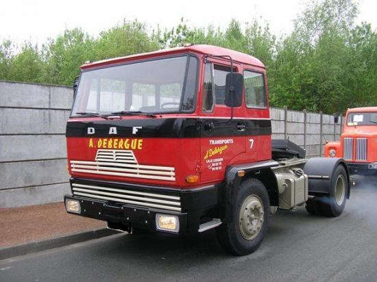 DAF 2005 DH Tracteur 1973