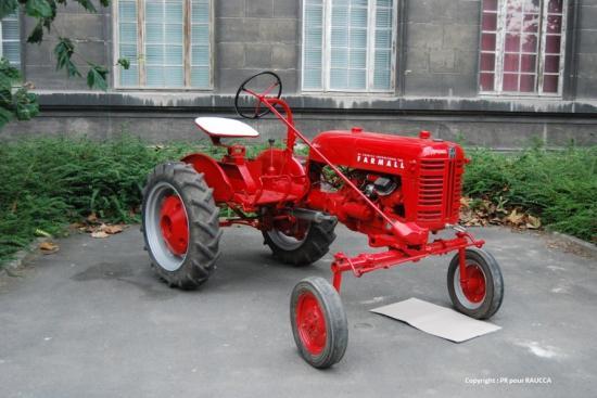 Farmall Cub 1955