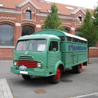 Ford Cargo 1952