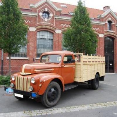 Ford Canada 1948