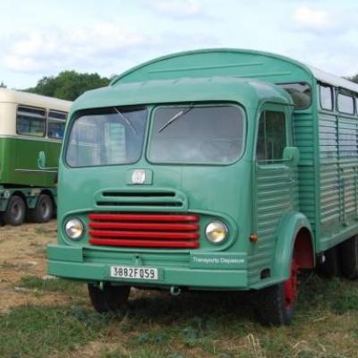 Simca Cargo ex Madeleine