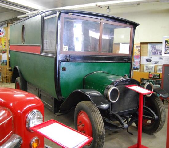GMC Type 16 de 1917