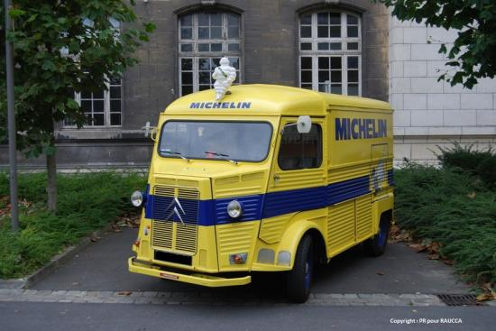 Citröen HY Michelin 1983