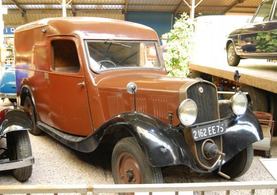 La Licorne type 415 Boulangère de 1938