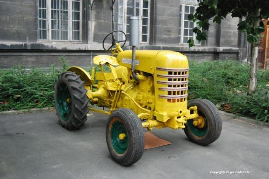 Labourier LD15 à moteur CLM 1953