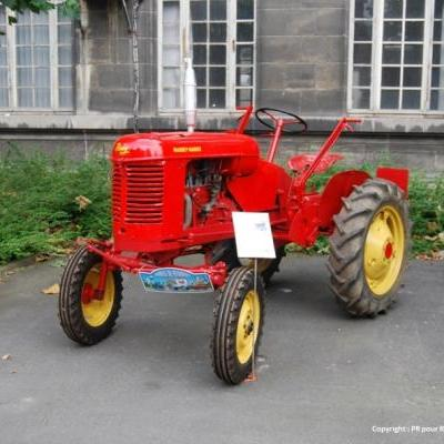 Massey Harris Pony 812 1955