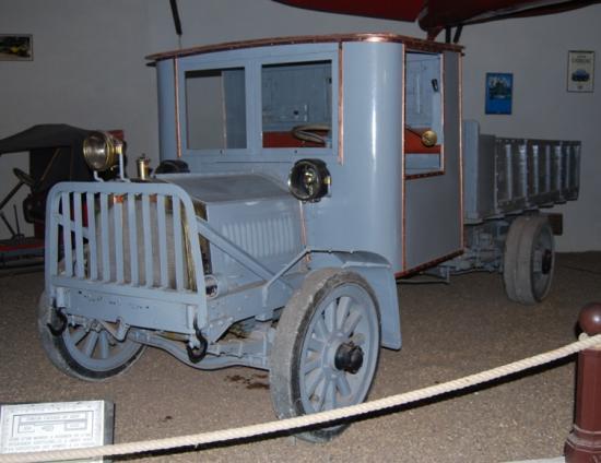 Camion Packard 40HP de 1912