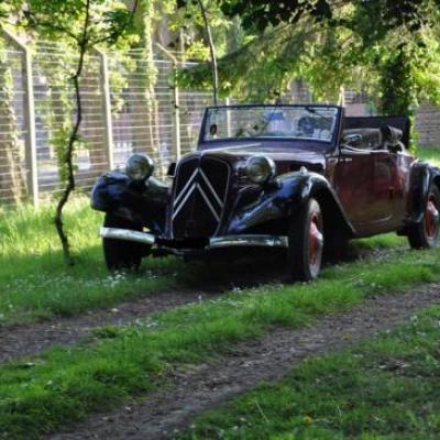 1938 - Citröen 11B cabriolet 1938