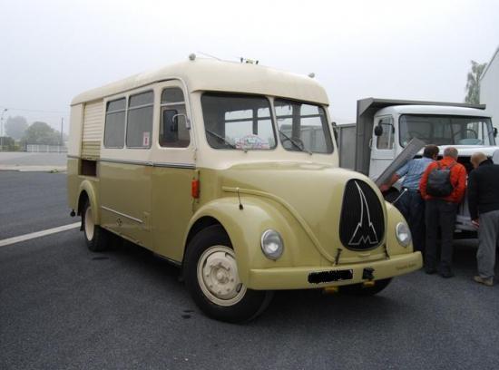 1955 - Magirus ex dépannage