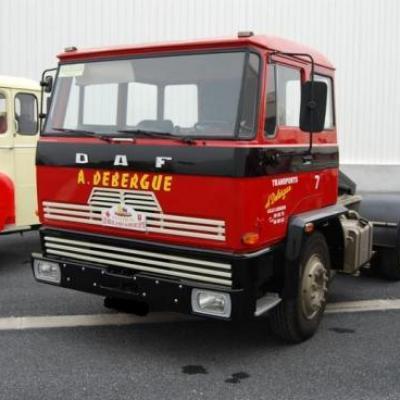1973 - DAF 2005 DH