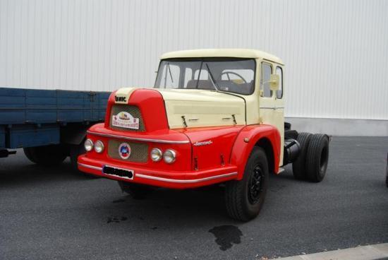 1961 - Unic Izoard