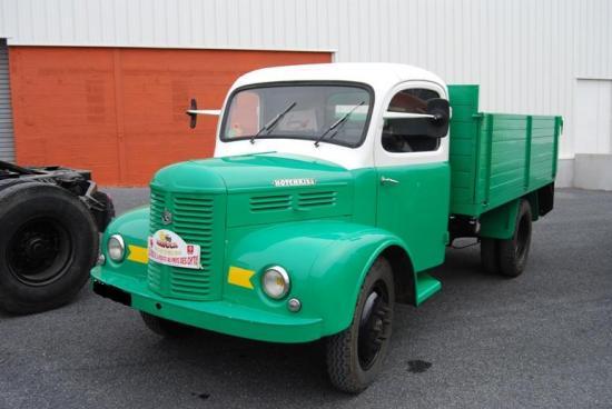 1963 - Hotchkiss PL50