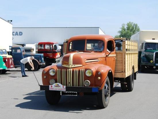 1947 - Ford Canada