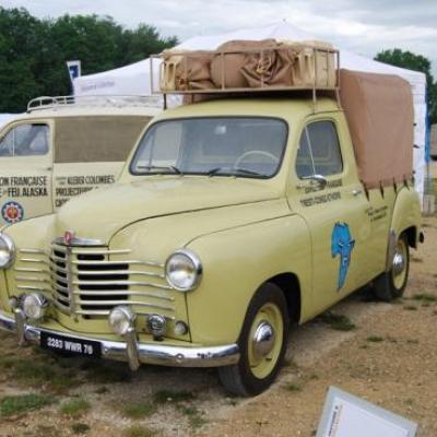Renault Colorale Raid africain